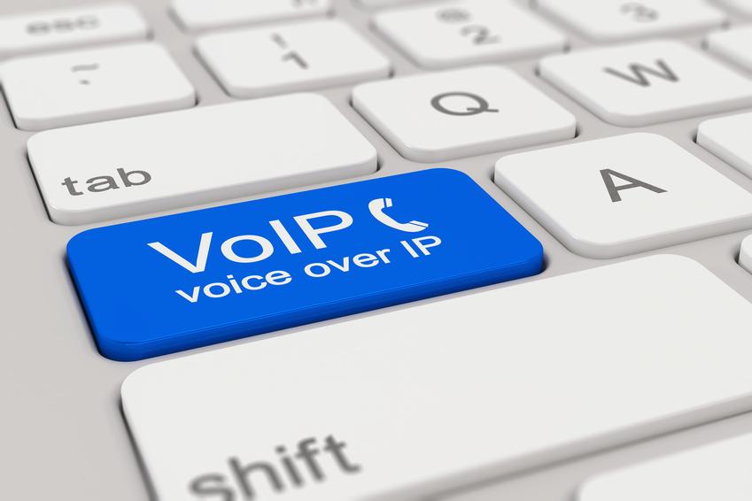 Téléphonie Voice over ip